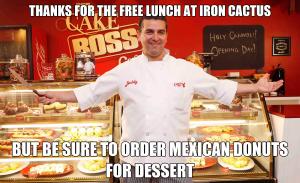 Cake Boss Meme