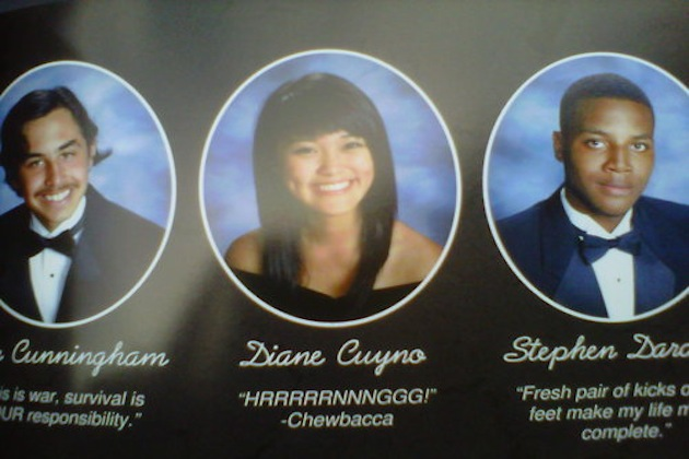 11 Of The Funniest High School Senior Yearbook Quotes