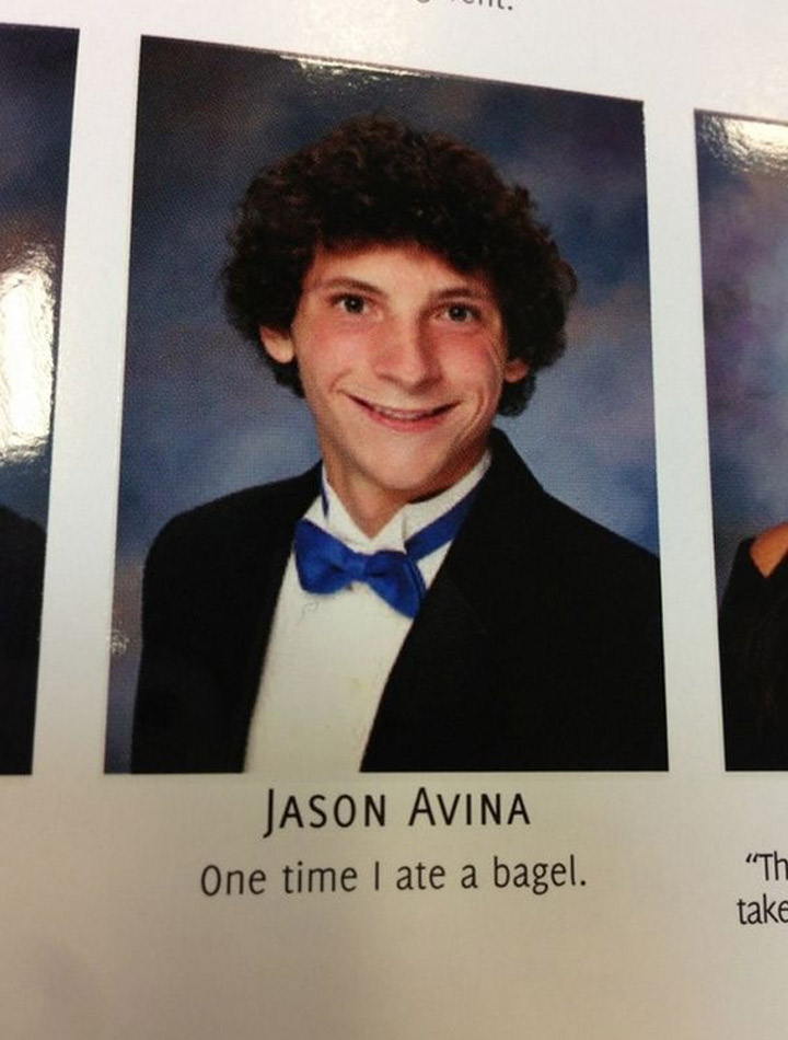 Senior Yearbook Quotes 11 Of The Funniest High School Senior Yearbook Quotes  Iron Cactus