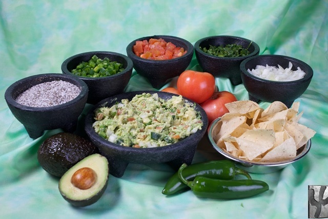 Iron Cactus National Guacamole Day Promo