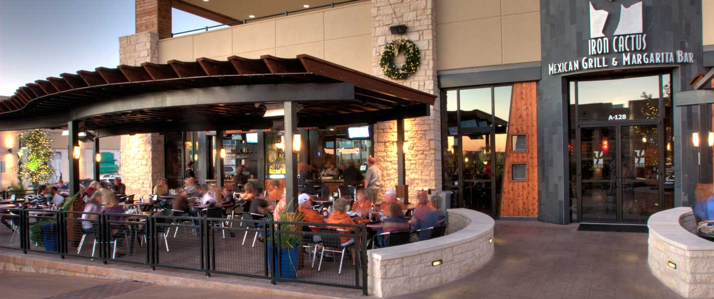 Restaurants With Private Rooms North Austin