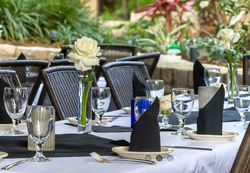 austin dallas san antonio private dining rooms outdoor setting