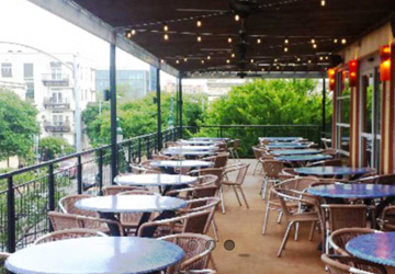 Austin Dallas San Antonio Private Dining Rooms Patio