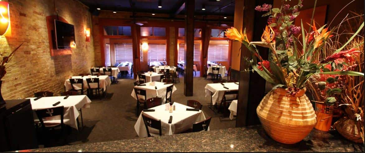 Downtown Dallas Private Dining Rooms - Iron Cactus