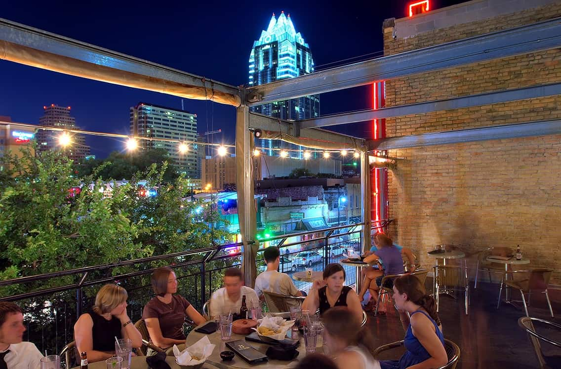 Restaurants Downtown Austin