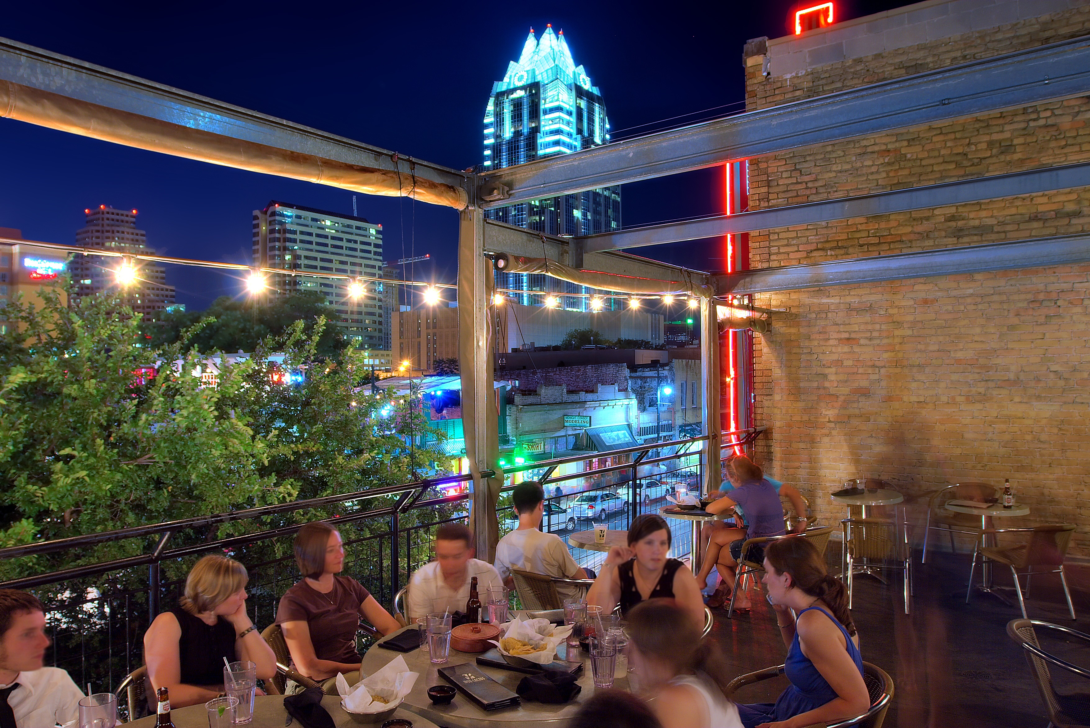 Downtown Restaurants In Austin