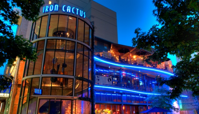 Downtown Dallas Restaurants Iron Cactus Mexican Restaurants