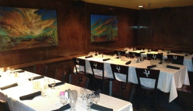 Lovely Private Dining Rooms Austin