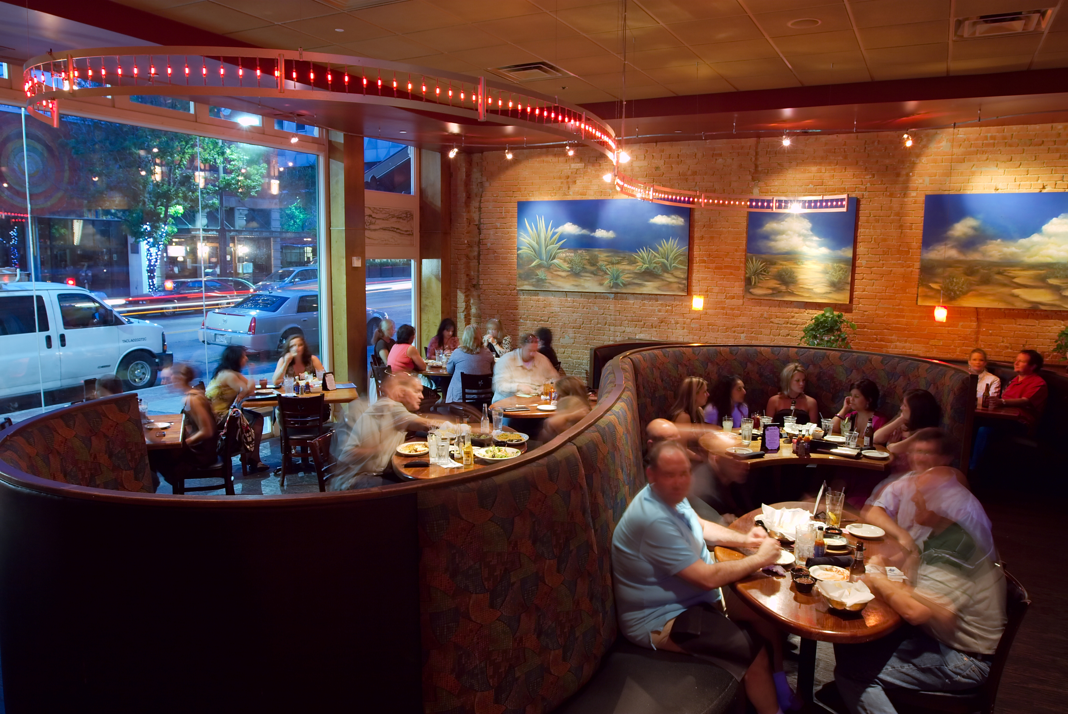 Restaurants In Downtown Dallas By Iron Cactus Mexican