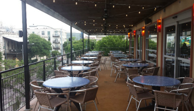 Restaurants With Private Rooms In Austin Iron Cactus