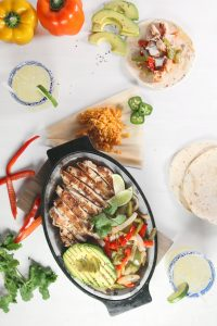 Mexican Restaurant Near Me in Austin_Fajitas