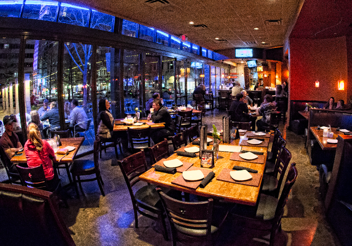 Restaurants With Private Rooms In Dallas Iron Cactus