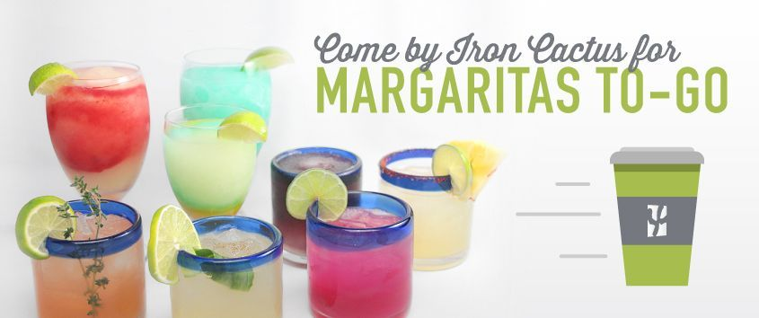 Margaritas To-Go